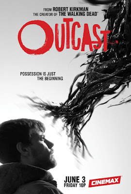 Outcast One Sheet Television Poster