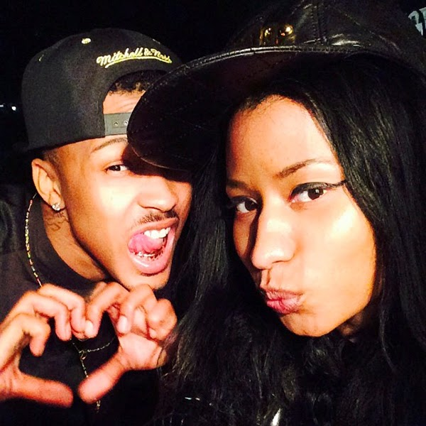 "#ClickPlay: August Alsina ft. Nicki Minaj- ""No Love"""