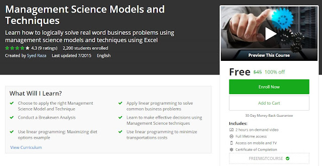 Management-Science-Models-and-Techniques