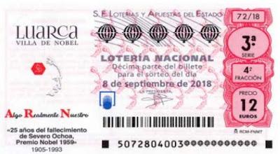 loteria nacional sabado 8 septiembre de 2018