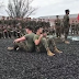 Amazing And Funny Fight Video Between Soldiers
