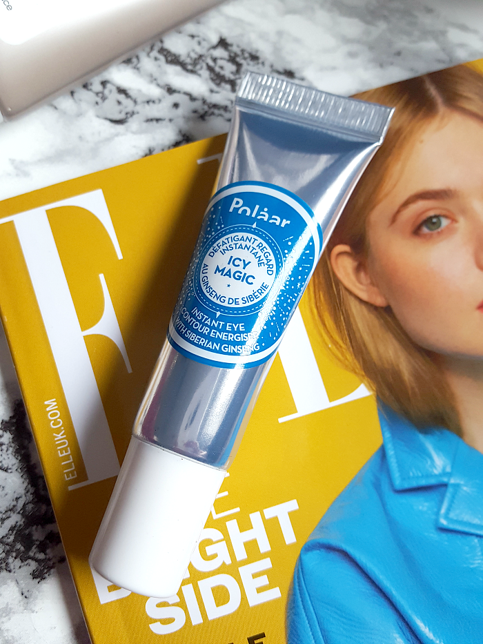 Unboxing: lookfantastic Beauty Box Februar - Polaar - Icy Magic Instant Eye Contour Energiser - 24.95 Euro