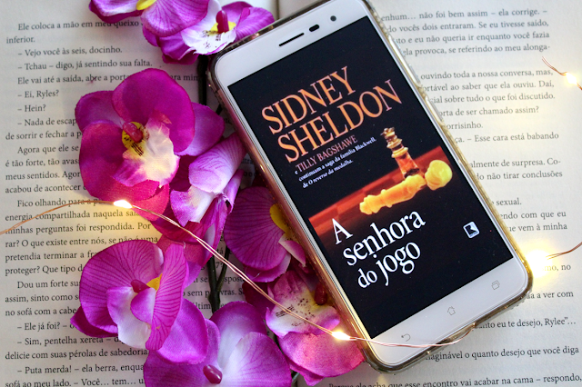 A Senhora do Jogo - Sidney Sheldon & Tilly Bagshawe