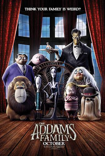 The Addams Family (BRRip 720p Dual Latino / Ingles) (2019)