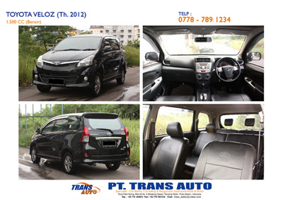 Sewa Mobil Batam PT Trans Auto