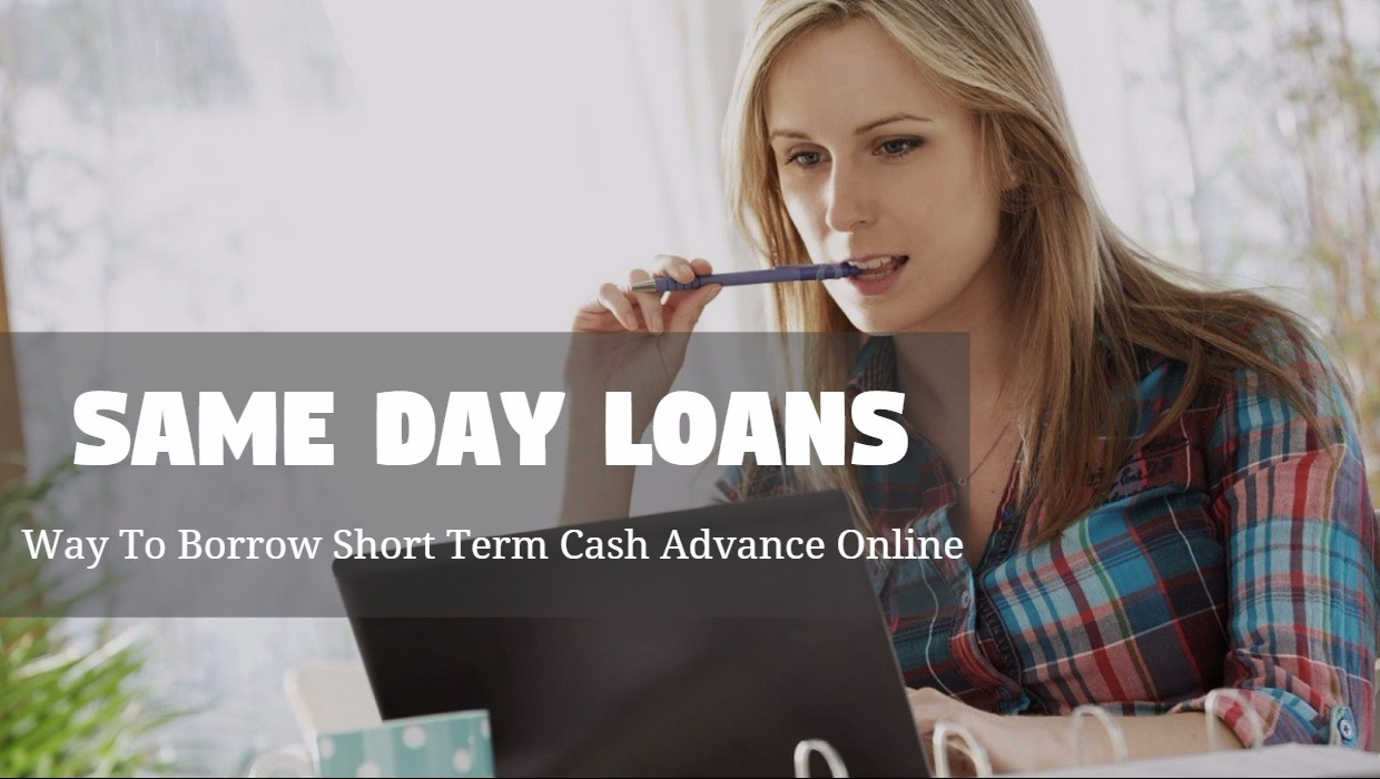 What Is A Same Day Loan?
