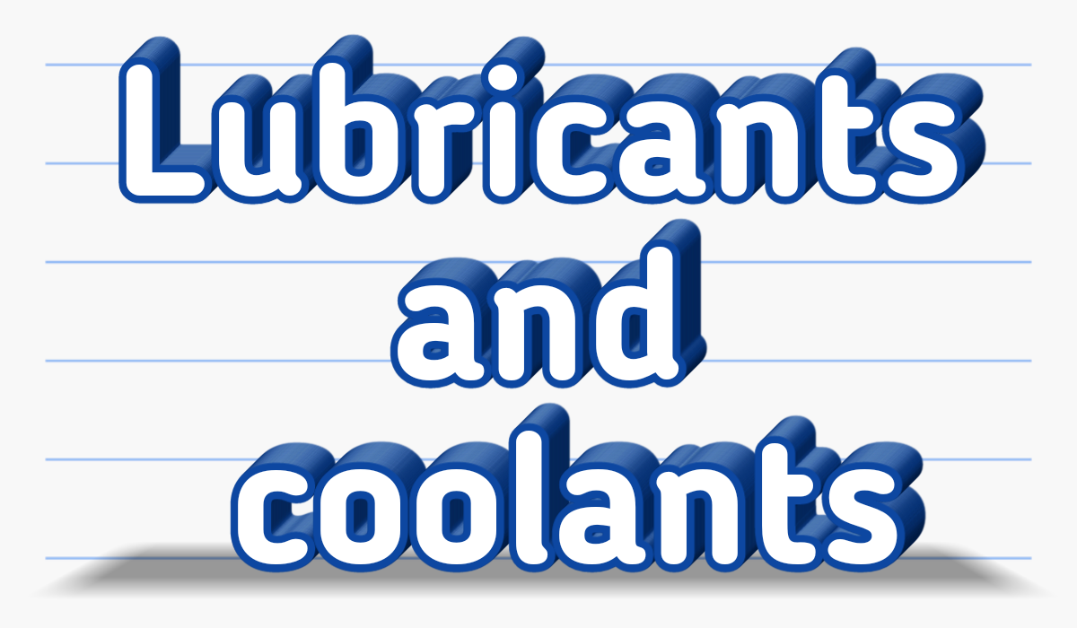 Iti fitter multiple choice questions lubricants and  coolants chapter