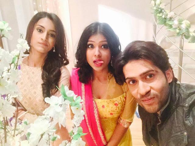 Elena Tripathi, Sonakshi and Vicky