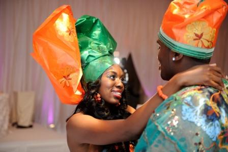 Wedding Fashion in Nigeria; Eastern Clothing