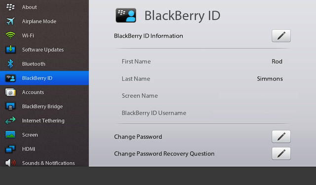 Cara Mudah Reset Ulang Blackberry ID BBM Karena Lupa Password - Life