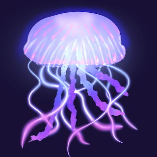 Art with Flow: Jellyfish