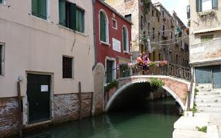 Paseando por Venecia.