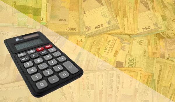 Cara paling mudah dan gampang menghitung kadar zakat dan yang wajib dikeluarkan, menggunakan kalkulator zakat online