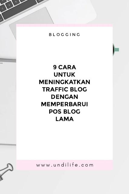 Meningkatkan Traffic Blog dengan mudah