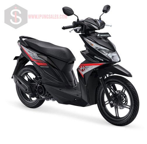 Honda-Beat-eSP-CW-Hard-Rock-Black