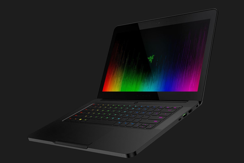 Razer Blade 14 2017 Laptop Gaming Ringan Dan Tipis Bertenaga Besar