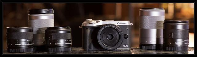 Canon EOS M6 Wireless Setup