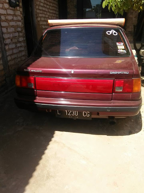 harga Daihatsu Classy tahun 1992