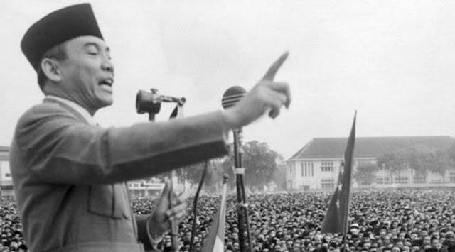 Tujuh Upaya Pembunuhan Terhadap Presiden Sukarno
