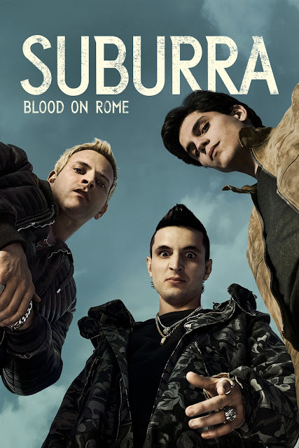 Suburra: Blood on Rome (2017-) ταινιες online seires xrysoi greek subs