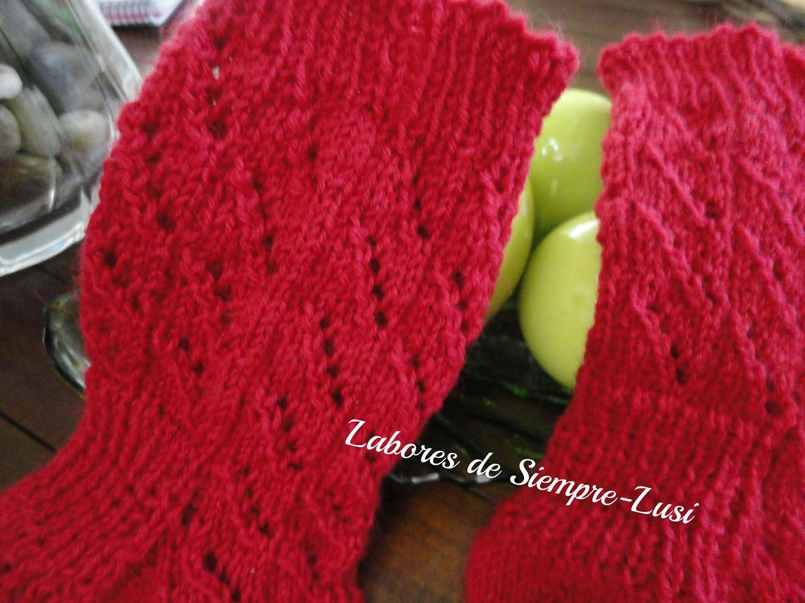 Bonito Puntera Arriba Patrón De Crochet Calcetín Embellecimiento ...