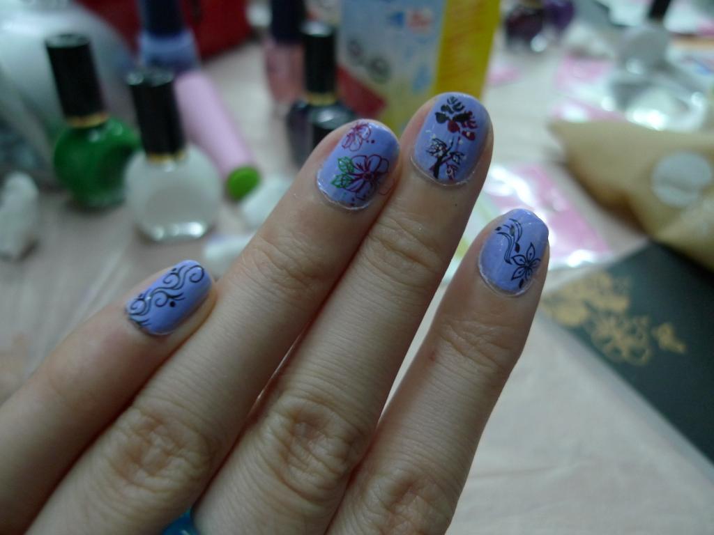 Asa Milano: Best Nail Art