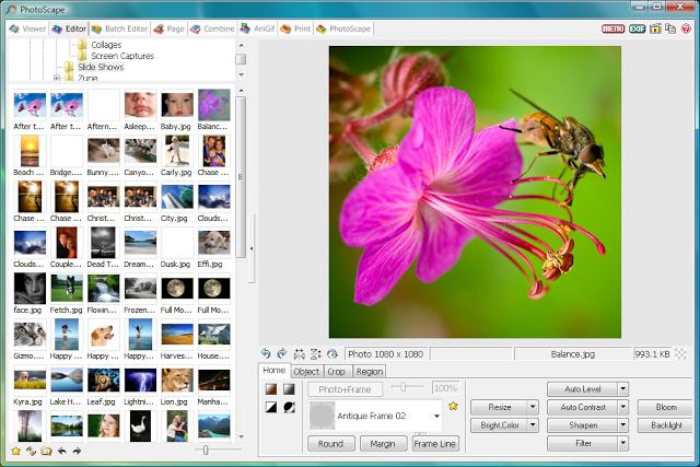 telecharger photoscape pour windows xp