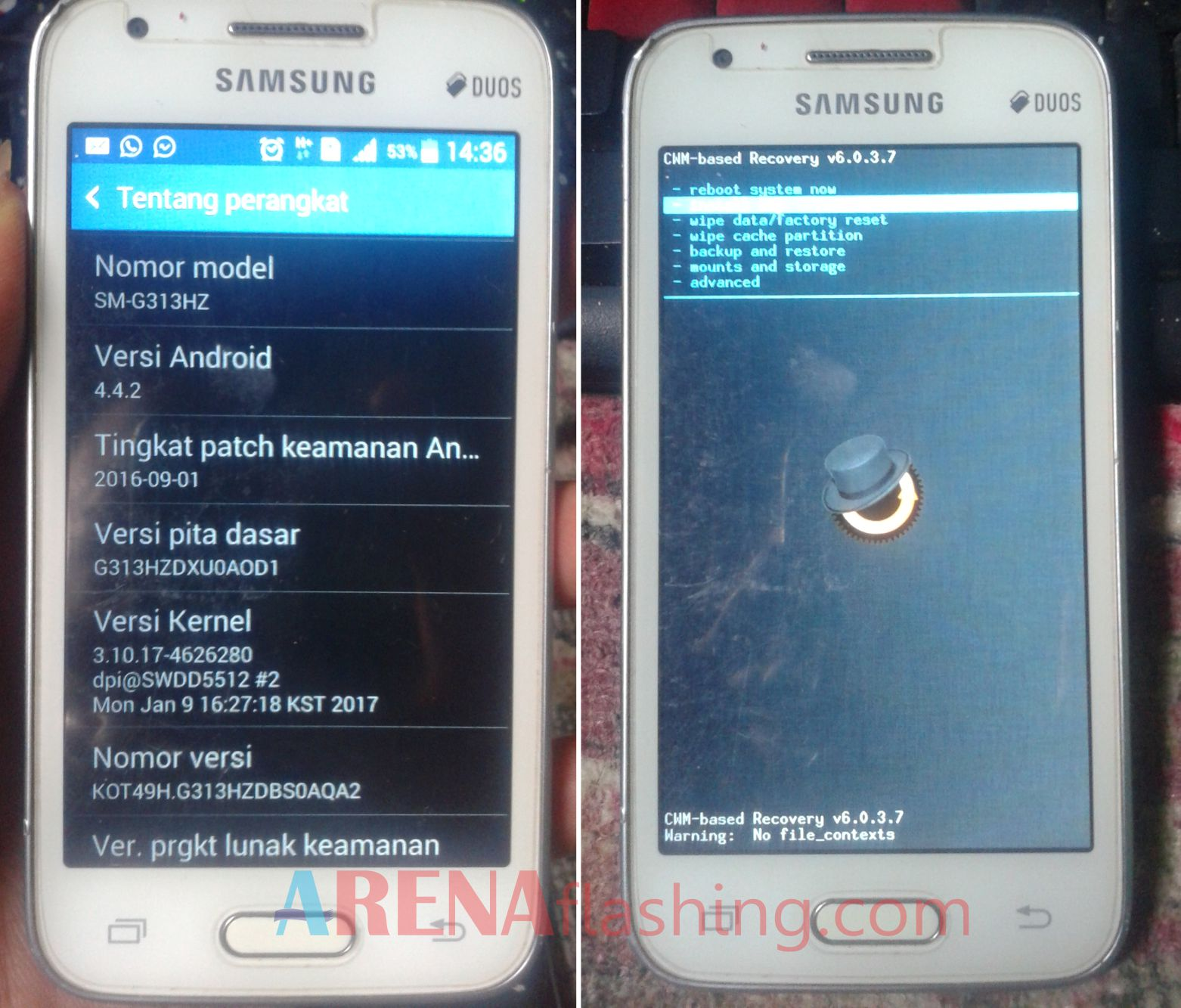 Download Install twrp i9100g firmware