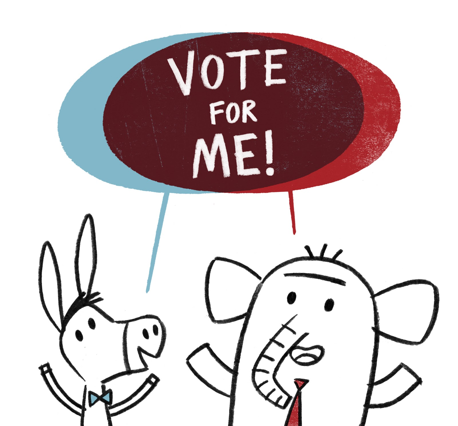 vote for me Rock the vote is a nonpartisan nonprofit dedicated to building the political power  of young people through pop culture, music, art, and technology for over 25.