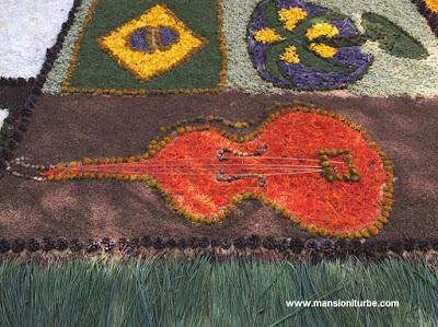 Tapetes de Patamban en Morelia