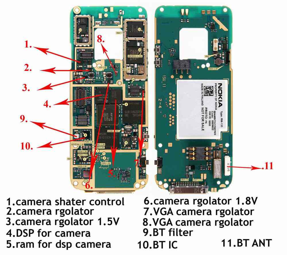 Nokia N73 Camera Problem Picture Help