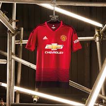 Desain Jersey Adidas untuk Manchester United Musim 2018/2019
