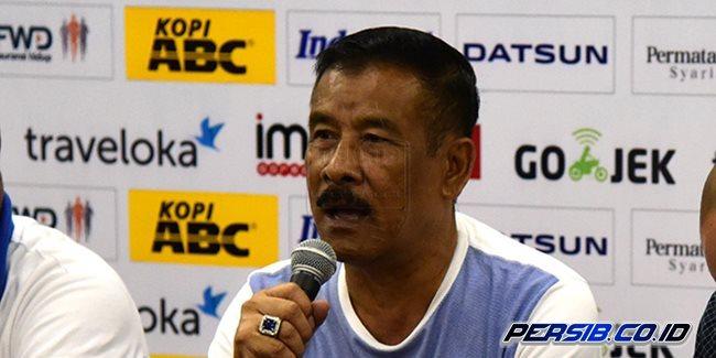 Umuh Pastikan Persib Bandung Rekrut Penyerang Baru di Putaran Kedua Liga 1