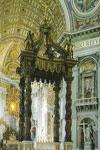 El Baldaquino, de Bernini, una de las joyas de la arquitectura del Barroco