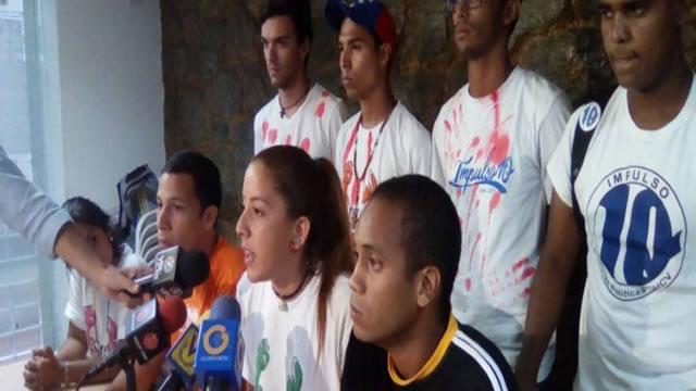 Estudiantes marcharán este martes al Ministerio de Interior para exigir cese de represión (Video)