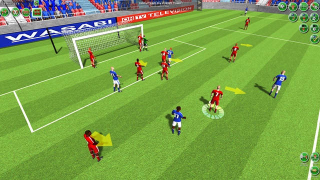 Tactical Soccer The New Season PC Game