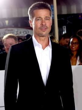 Brad Pitt Will Spend Thanksgiving Apart from Angelina Jolie and Their Children, Says Source