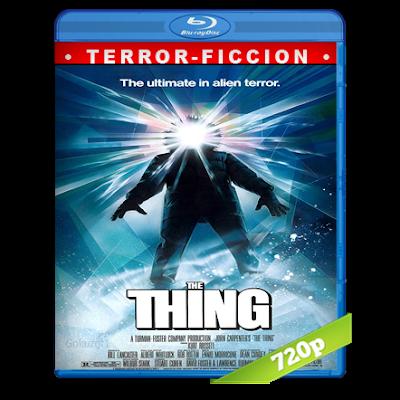 La Cosa Del Otro Mundo (1982) BRRip 720p Audio Trial Latino-Castellano-Ingles 5.1