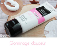 gommage doux novexpert