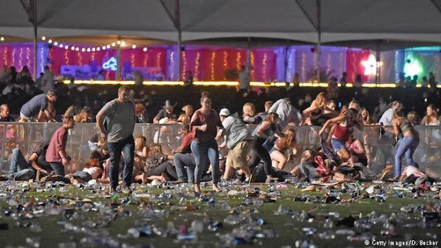 جريمة جماعية في حفل موسيقي في لا فيغاس