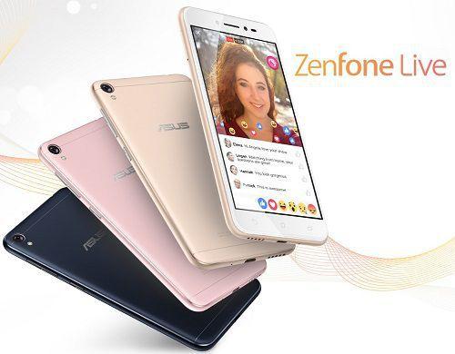 Harga Asus Zenfone Live ZB501KL Dan Spesifikasi Terbaru 2017