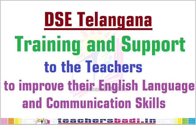 teachers training,improve English Language,Communication Skills