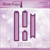 Divinity Designs LLC Custom Treat Tags Dies