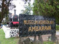 Yuk Melongok Sejarah Perkeretaapian di Museum Kereta Api Ambarawa