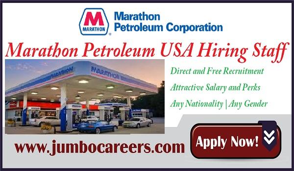 Marathon Petroleum USA Job Vacancies, Marathon Petroleum USA Jobs and careers,