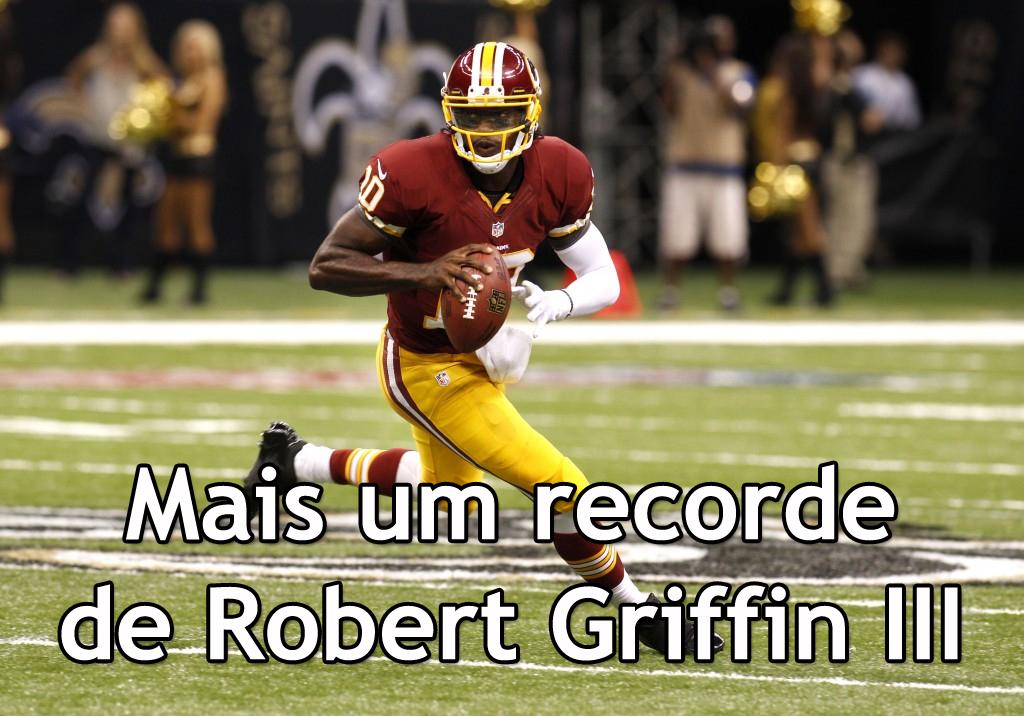 Se há controvérsias quanto o QB Robert Griffin III ter sido o melhor  calouro de 2013 5a443ed9938de
