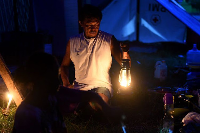 Gempa Bermagnitudo 5,2 Guncang Palu, Pengungsi Berhamburan
