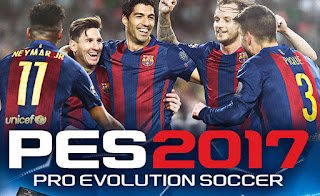 Pro Evolution Soccer 2017 Update Terbaru For Pc