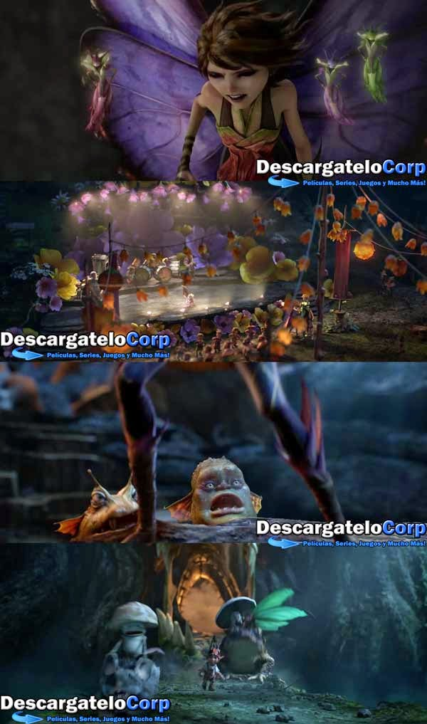 Descargar Strange Magic HD 1080p