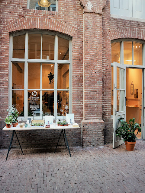 Amsterdam / Atelier rue verte / The Gathershop 6 /